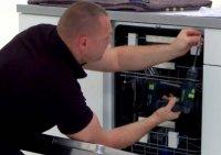 не закрывается посудомоечная машина