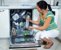 посудомоечная не сушит
