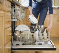 посудомойка стучит при работе