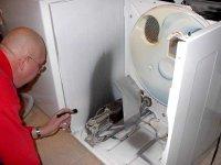 Сушильная машина ELECTROLUX пищит, горит, мигает ошибка
