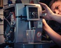 Мигает лампочка ошибки на кофемашине ELECTROLUX